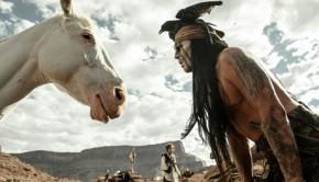 Johnny Depp Lone Ranger Horse