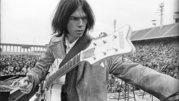 Neil Young CSN&Y