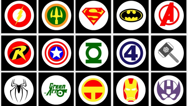 Gallery For gt All Marvel Heroes Symbols