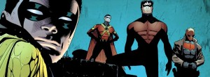 Batman-and-Robin-10-with-Nightwing-Red-Hood-Red-Robin
