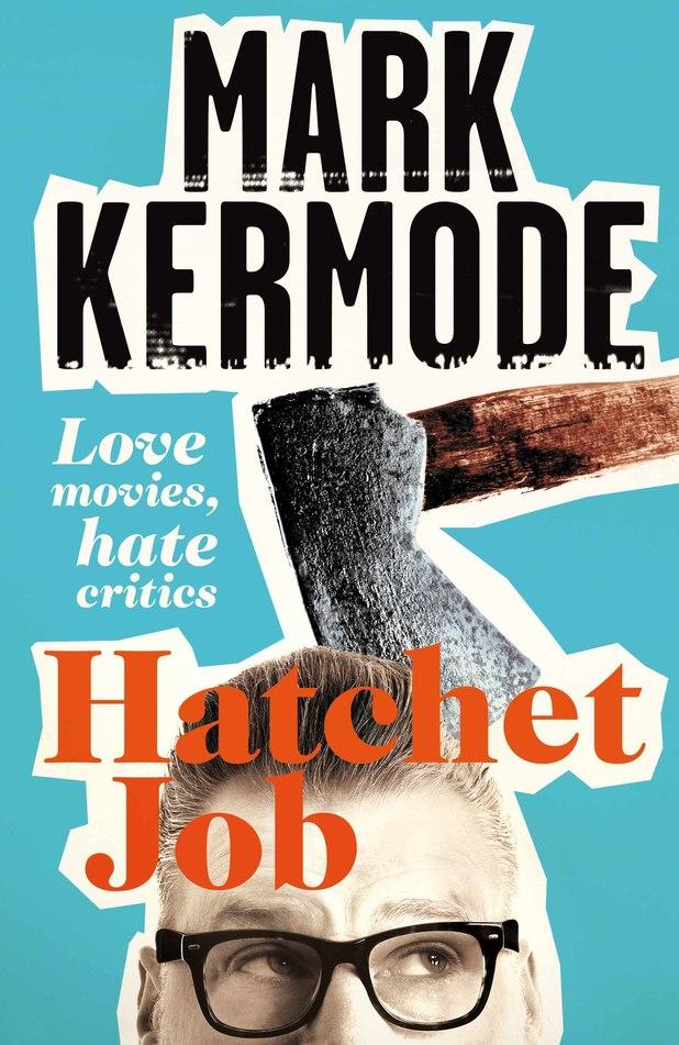 Hatchet Book Cover Ideas : The feedback society hatchet job mark kermode