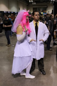 Krieger and Wife