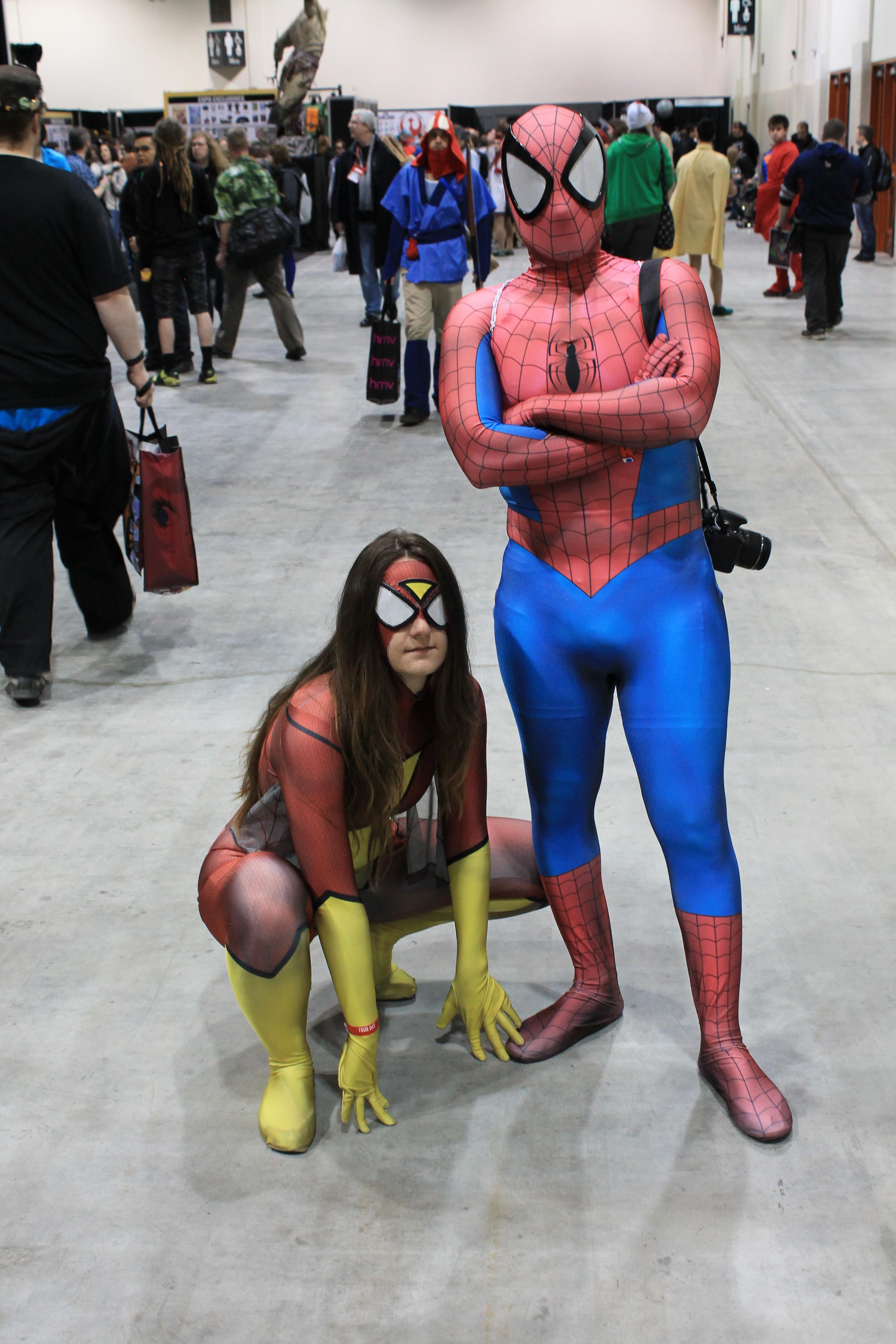 The Feedback Society | » Cosplay Photos from Calgary Expo