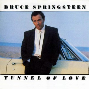 Bruce Springsteen - Tunnel Of Love (Front)