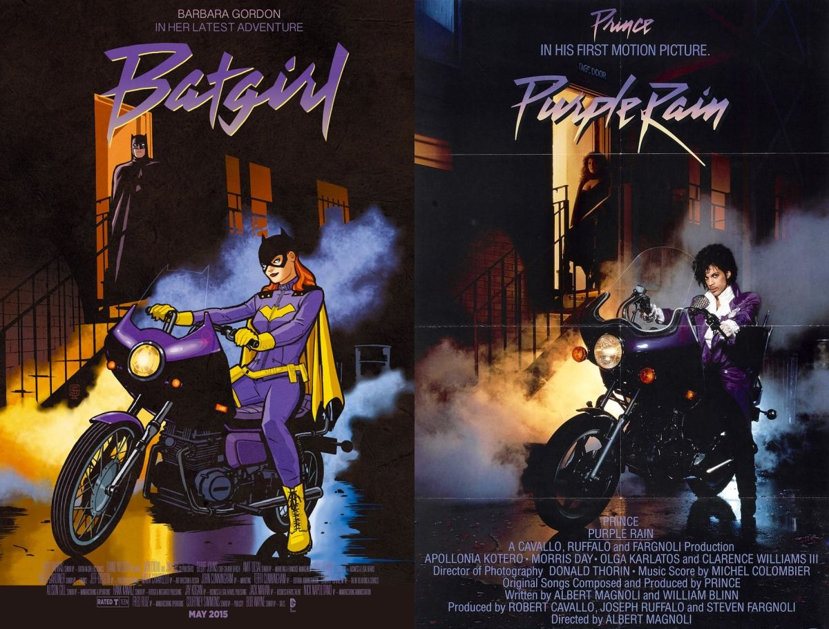 The Feedback Society | » Purple Rain (The Movie)