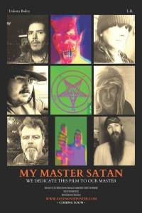 My Master poster
