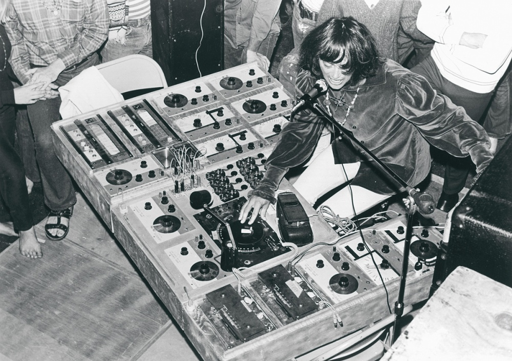 Silver apples 1968