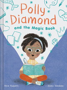 Polly Diamond Book Cover - Low Res