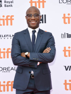 "TORONTO, ON - SEPTEMBER 09:  Barry Jenkins attends the ""If Beale Street Could Talk"" premiere during 2018 Toronto International Film Festival at Princess of Wales Theatre on September 9, 2018 in Toronto, Canada.  (Photo by Presley Ann/Getty Images)"