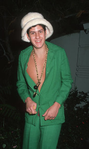 Mike Diamond of Beastie Boys during Sandy Gallin's Christmas Party - December 18, 1988 at Sandy Gallin's Home in Beverly Hills, California, United States. (Photo by Ron Galella, Ltd./WireImage)