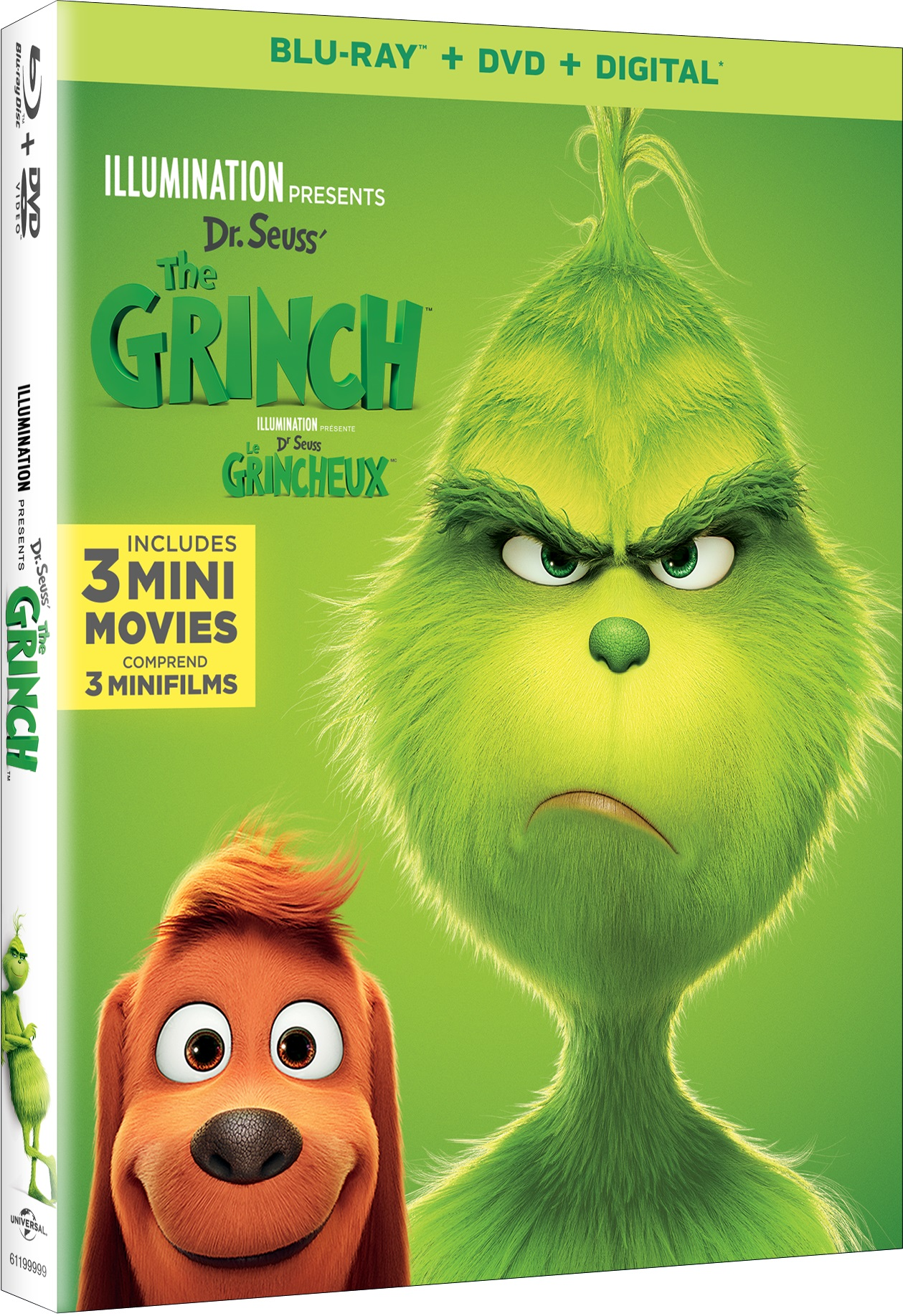 The Feedback Society Blu Ray Review The Grinch