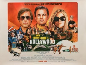 2019-Once Upon a Time in Hollywood-poster
