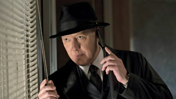 "THE BLACKLIST -- ""Requiem"" Episode 417 -- Pictured: James Spader as Raymond ""Red"" Reddington -- (Virginia Sherwood/NBC)"