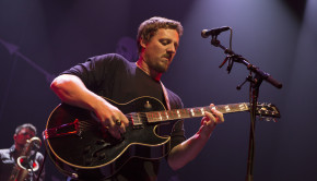 American Country Music Artist Sturgill Simpson performs on Night One at ACL-Live at The Moody Theater in Austin, Texas on May 5, 2016 - Photo Credit: Scott Moore/For American-Statesman